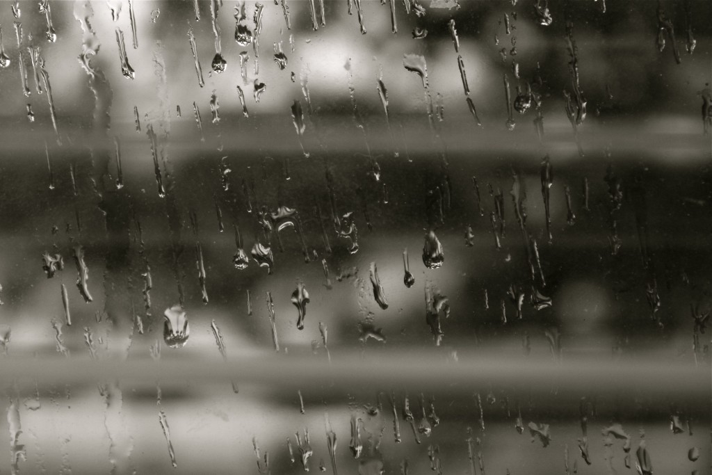 rain on my windows by Melissa Mathies