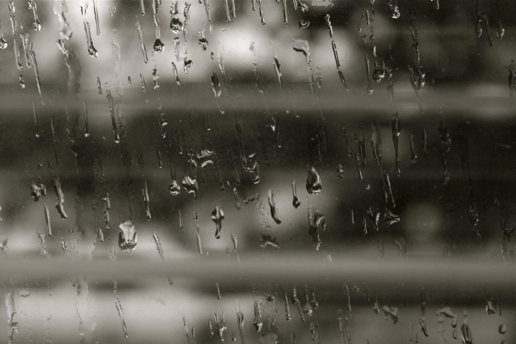 rain on my windows by Melissa Mathies